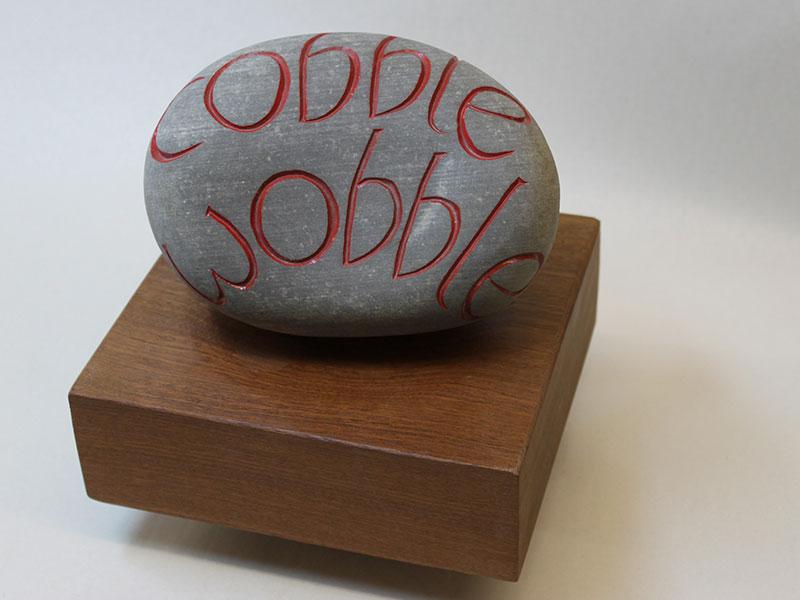 Cobble wobble
