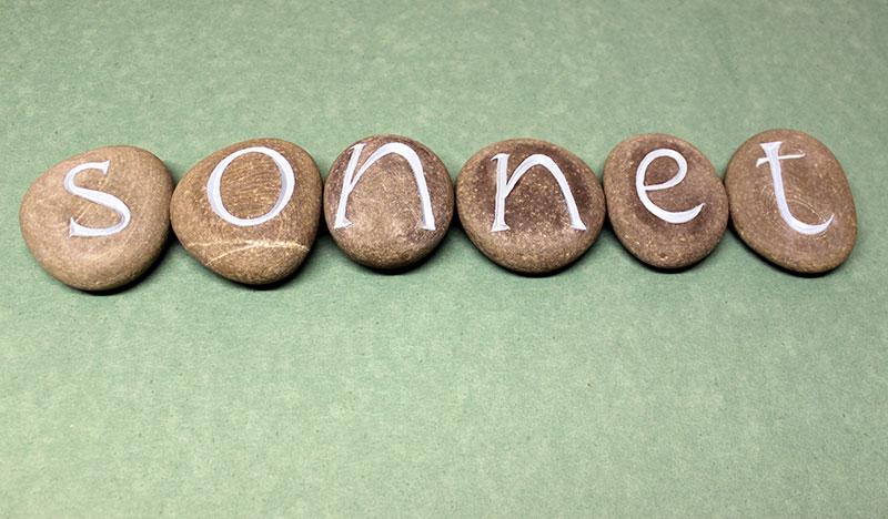 Sonnet stones