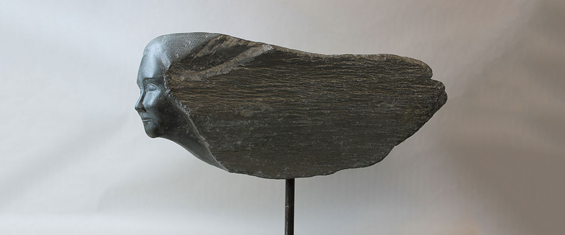 zephyr - sculpture by Jimmy Reynolds